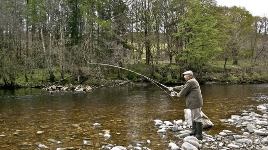 Sales is a lot like fly fishing. 80% preparation, 20% execution.